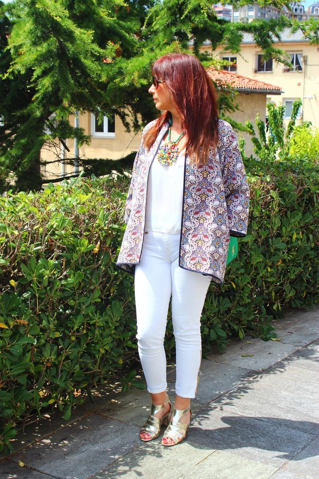 Br jula de estilo mis looks chaqueta estilo kimono - Brujula de estilo ...