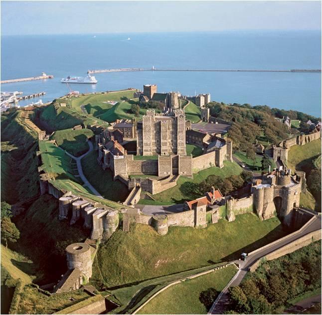 bensozia: Dover Castle