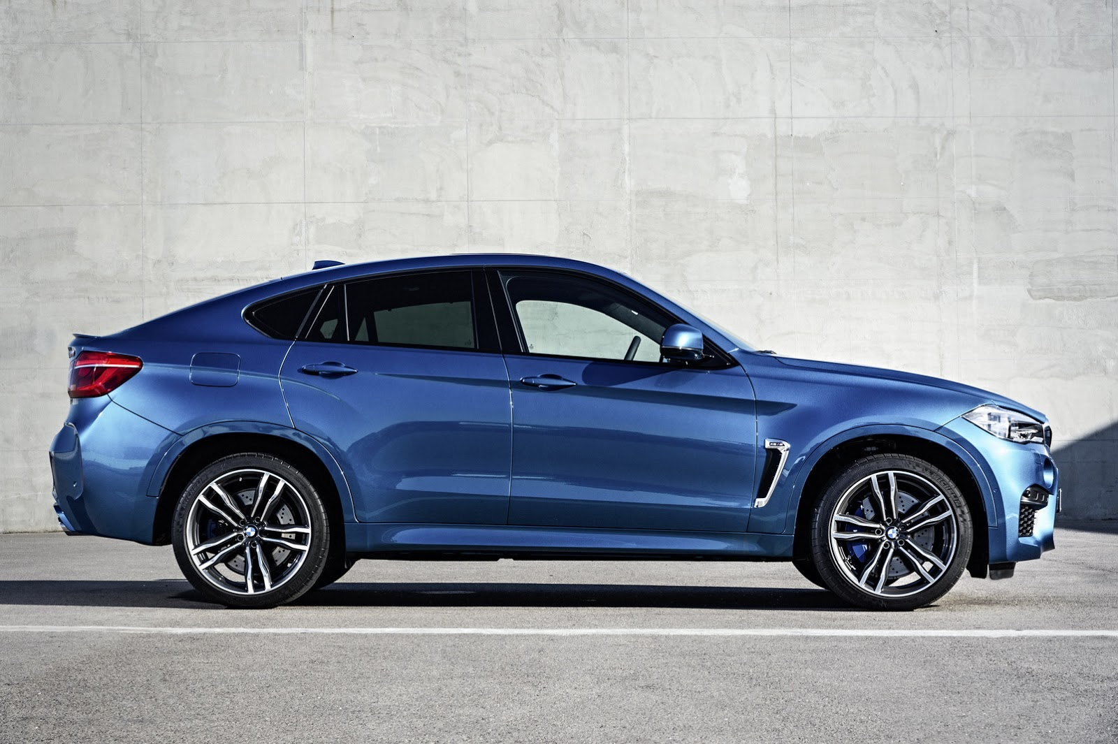 Bmw Ushers In New 2015 X5m And X6m With 567hp V8 Turbo 62