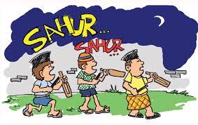 #Cabaran20Hari : Pengalaman Sahur