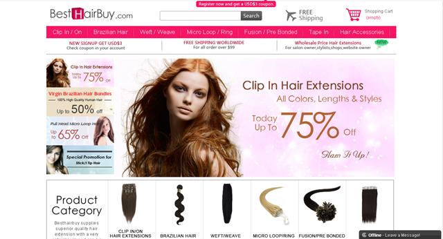 hair extensions cheap