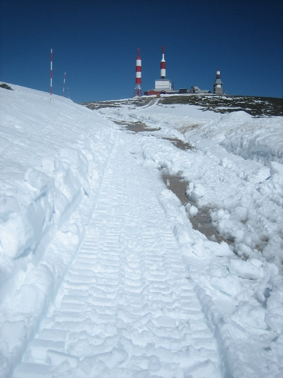 Nieve en Bola