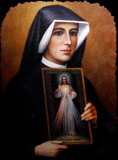 Świeta Siostra M. Faustyna Kowalska