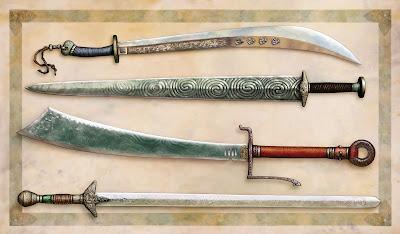 Old Swords Beautiful Swords