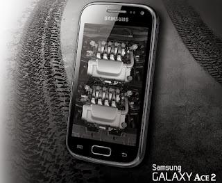 Samsung Galaxy Ace 2 Android Dual Core Harga 2 Jutaan