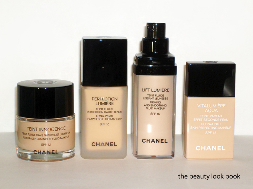 Chanel Perfection Lumi 232 Re Foundation In Beige 30 The