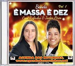 """BAIXAR CD """"BANDA É MASSA É DEZ."""