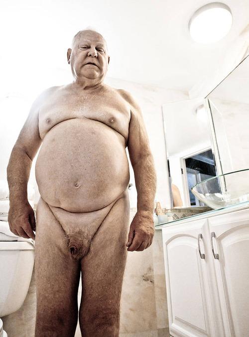 Gay Graphy Silver Men Rock Hard Chubs Nude Daddy