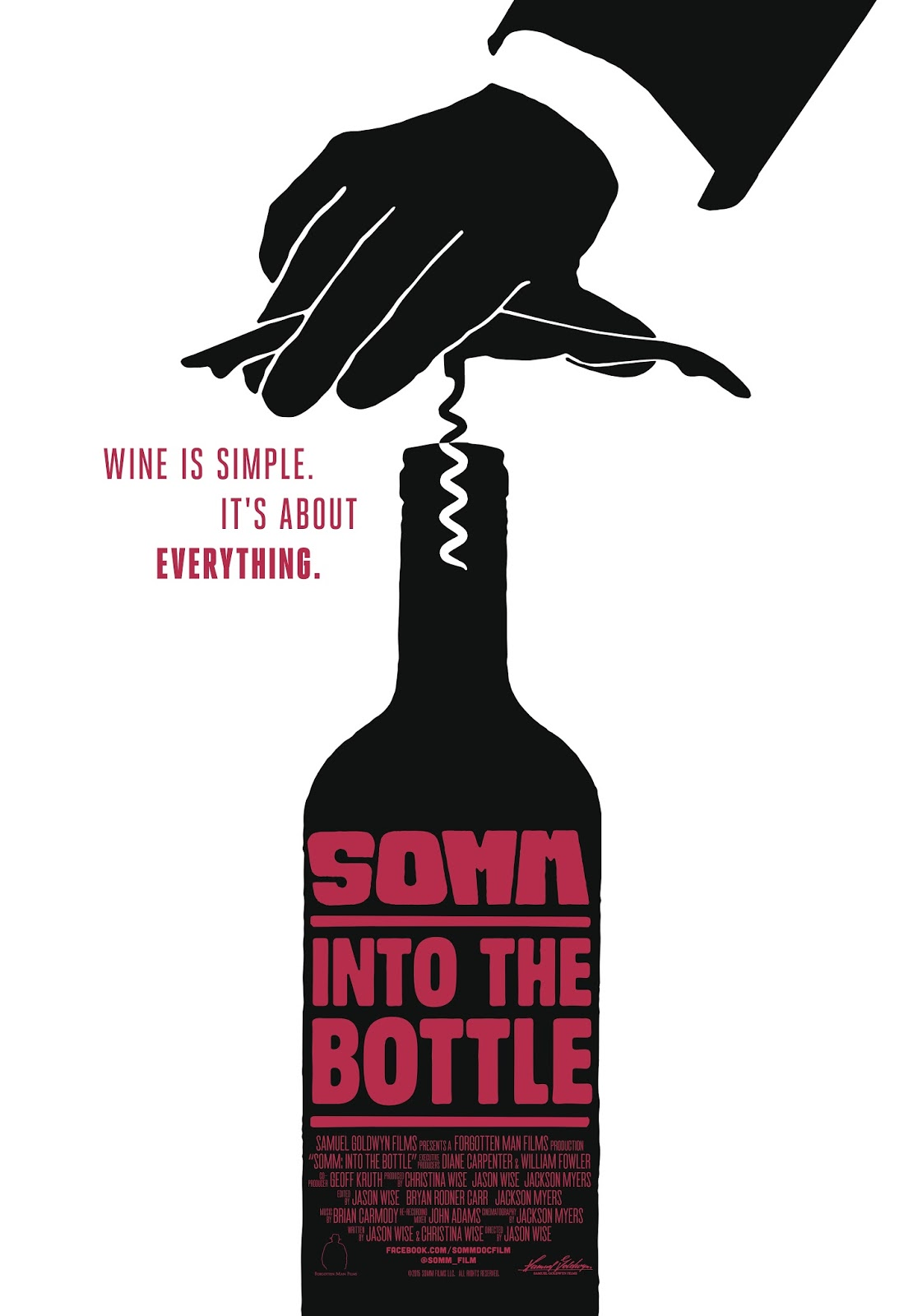 "Its 2013 cinematic predecessor, the documentary ""SOMM,"" garnered wide acclaim for its intimate peek at four men studying to pass ..."