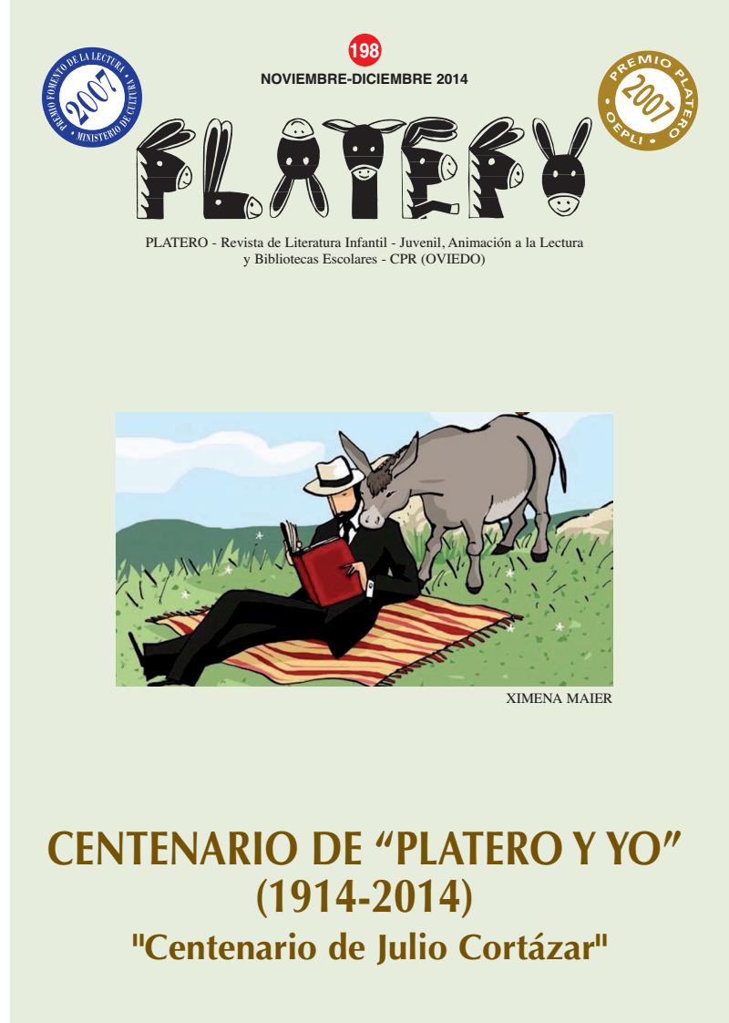 Monográfico Juan Ramón Jiménez (Noviembre-Diciembre de 2014)