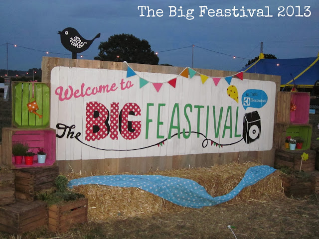 The Big Feastival 2013 {Review}