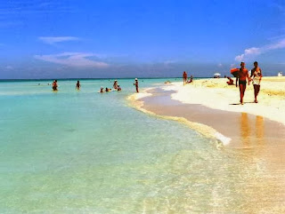Dos playas distintas y mágicas en Cuba