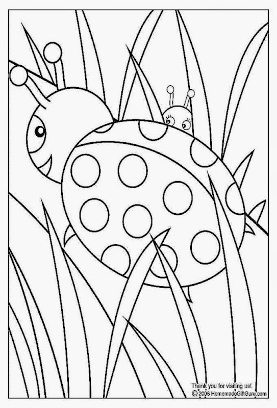 coloring pages february - photo#31