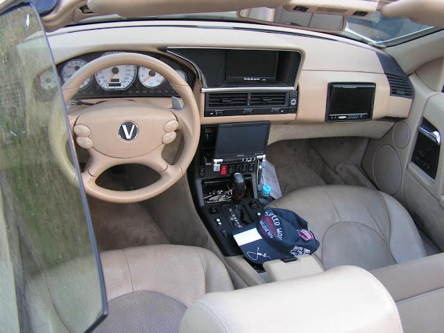 mercedes r129 interior