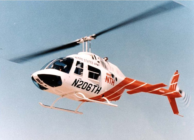 TH-67 Creek US New Training Helicopter