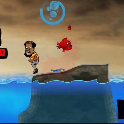 Feed Us - Lost Island FLASH GAME