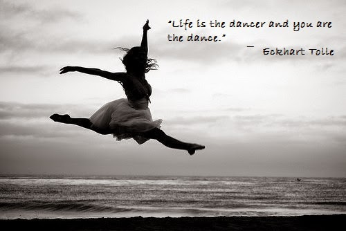 Dancer Quotes Life Life is The Dancer And You Are