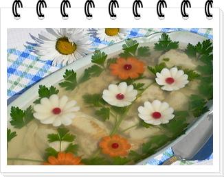 заливное из скумбрии рецепты с фото