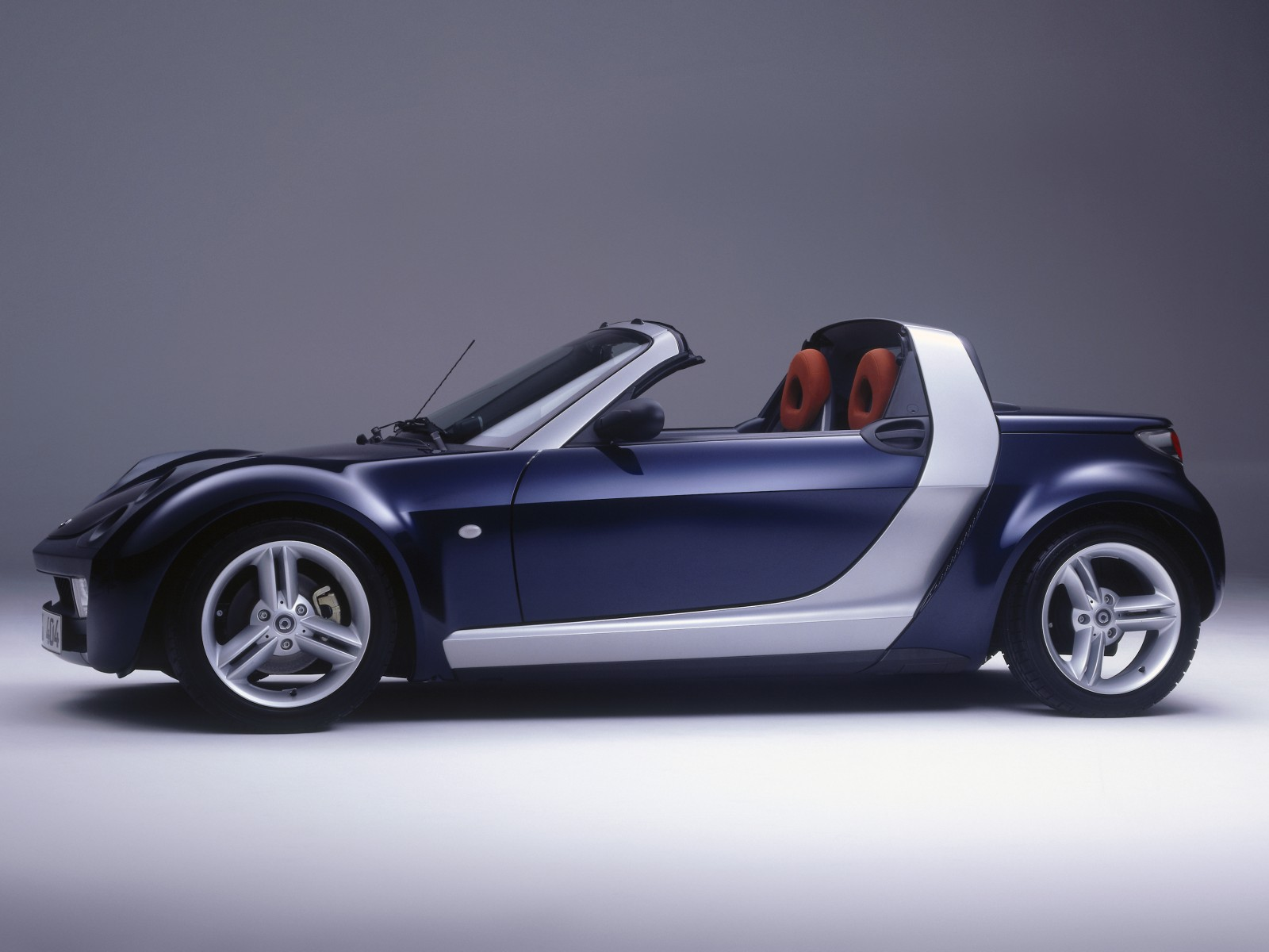 2005 smart roadster pictures