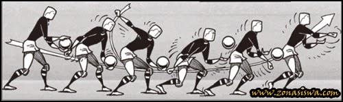 Teknik Dasar Bola Voli | www.zonasiswa.com