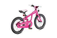 Mercedes-Benz Bikes 2013: Mercedes‑Benz Kids' Bike. Blue metallic, white or pink. Dual functionality: remove the drive mechanism to transform the Kids' Bike into a balance bike. Age 3+.