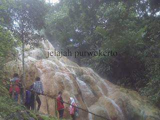Wisata Pancuran Pitu Baturaden Purwokerto