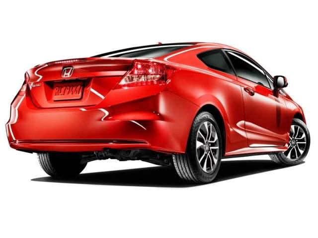 Honda Civic Coupe New 2013