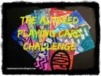 Altered Playing Card Challenge