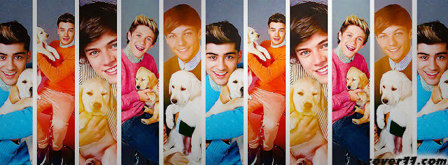 One Direction Facebook Cover Photos