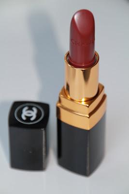 chanel rouge coco 80 etoile test avis essai swatch blog