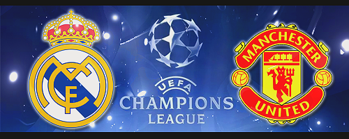 Real Madrid vs Manchester United Online b365