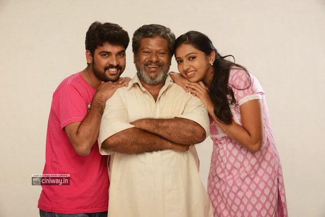 Lakshmi Menon, Vimal and Rajkiran in Manja Pai Movie
