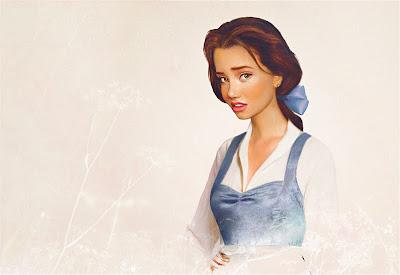 Princesas de Disney by Jirka Vinse Jonatan Väätäinen