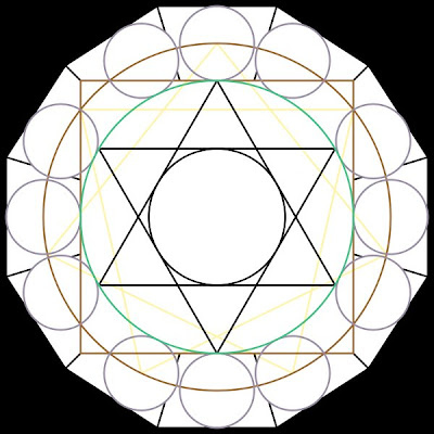 New Jerusalem sacred geometry