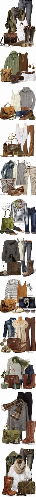 Woman dress combinations