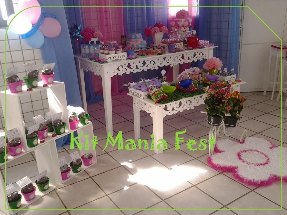 decoracao provencal tema jardim encantado : decoracao provencal tema jardim encantado:Kit Mania Fest: Decoração Jardim Encantado