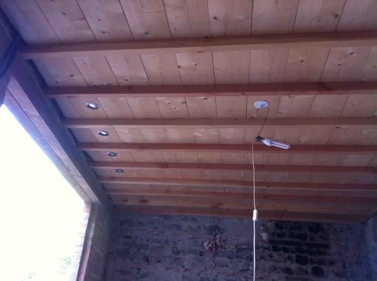 Au bled septembre 2012 for Spots au plafond