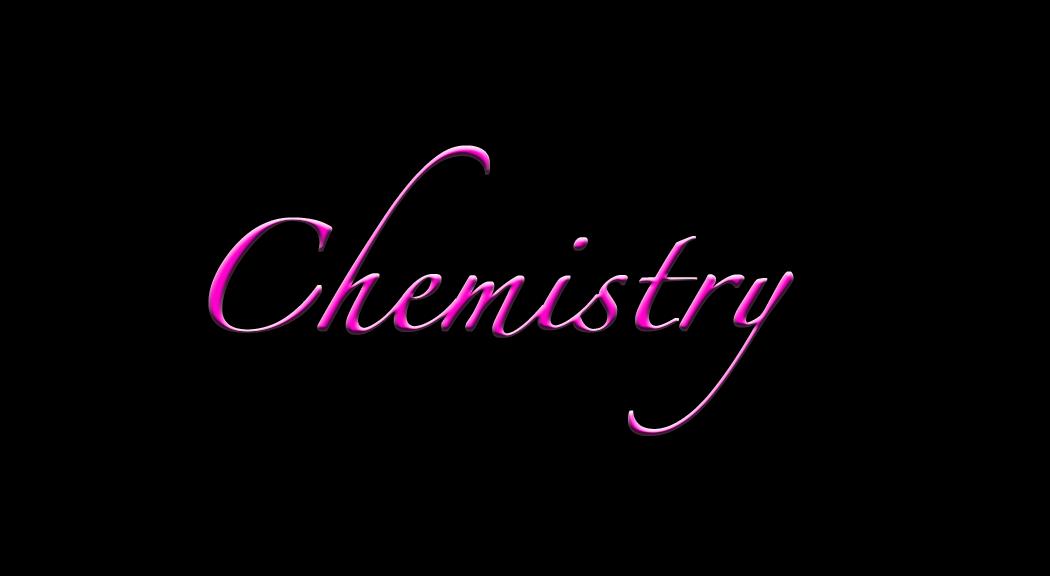 "Chemistry Title C-47: "" chemistry """