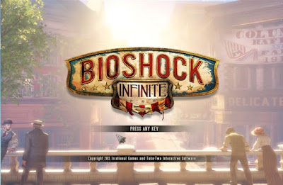 Bioshock Infinite PC Games for windows