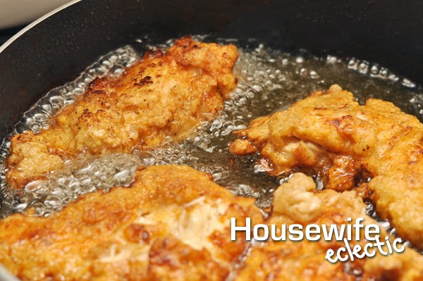 Fried Chicken, How to fry chicken