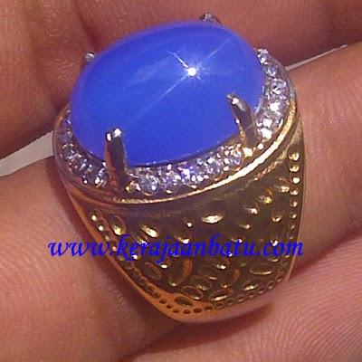 BLUE CHALCEDONY KODE P 983