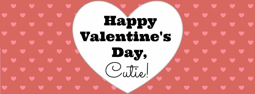 happy valentines day cutie printable tag