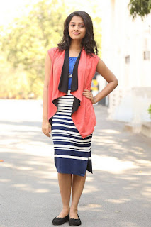 Actress Arthana Binu Latest Stills at Seethamma Andalu Ramayya Sitralu Movie Success Meet  25286
