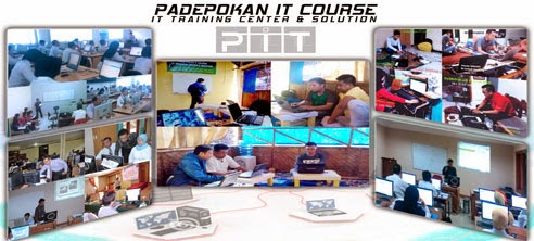 PADEPOKAN IT COURSE, IT TUTORIAL,  TRAINING, & PRIVATE KOMPUTER