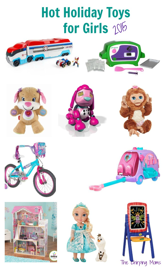 Toys For Holidays : Hot holiday toy finds for the chirping moms