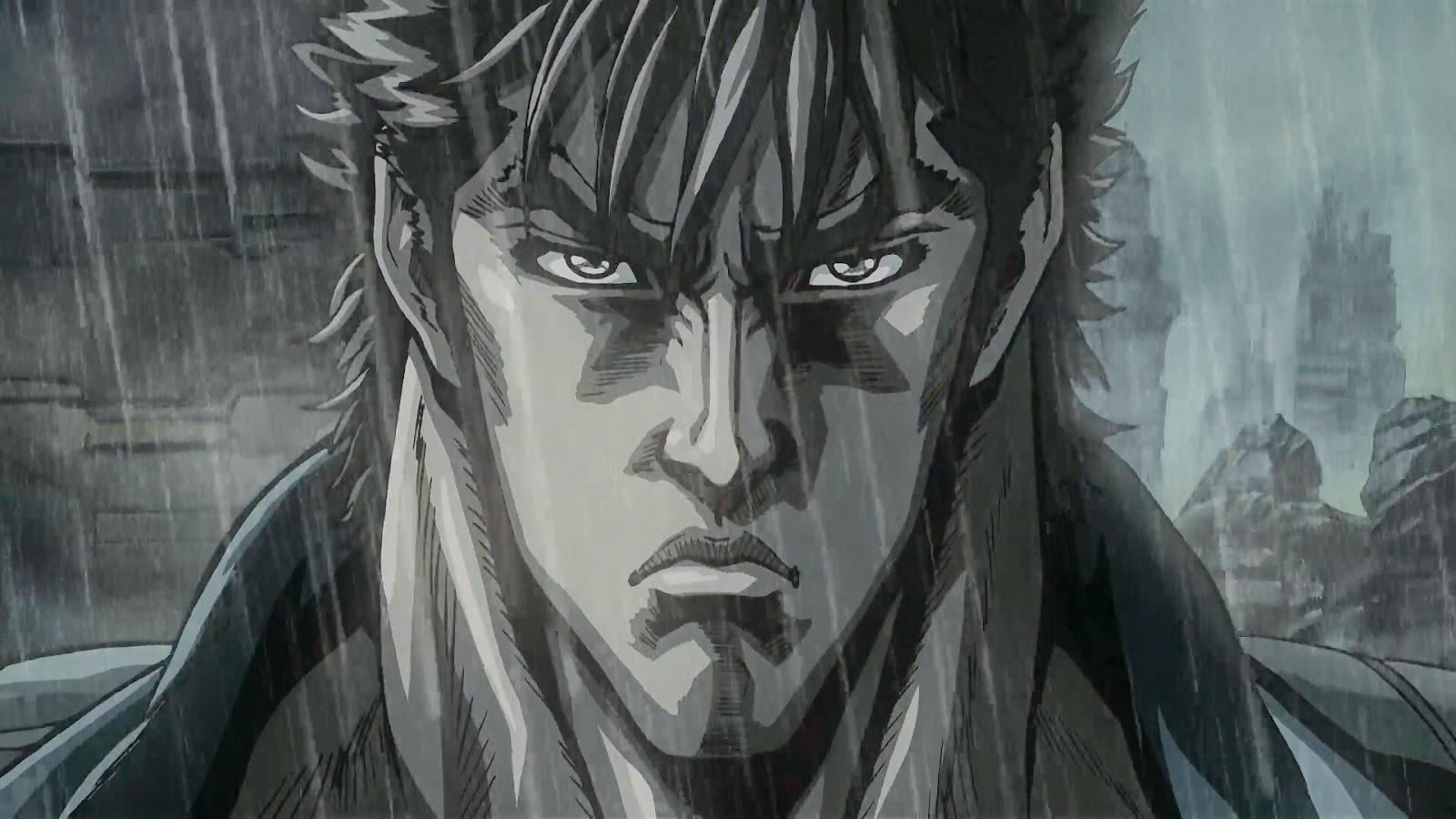 Hokuto no Ken |Shin Kyuseishu Densetsu |1080p. [1/5]