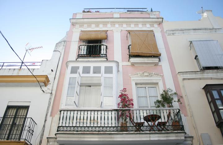 La casa rosa fresh wood - Casa puerto santa maria ...