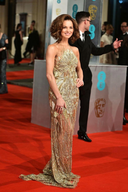 Top 5 das mais bem vestidas  dos Prémios BAFTA