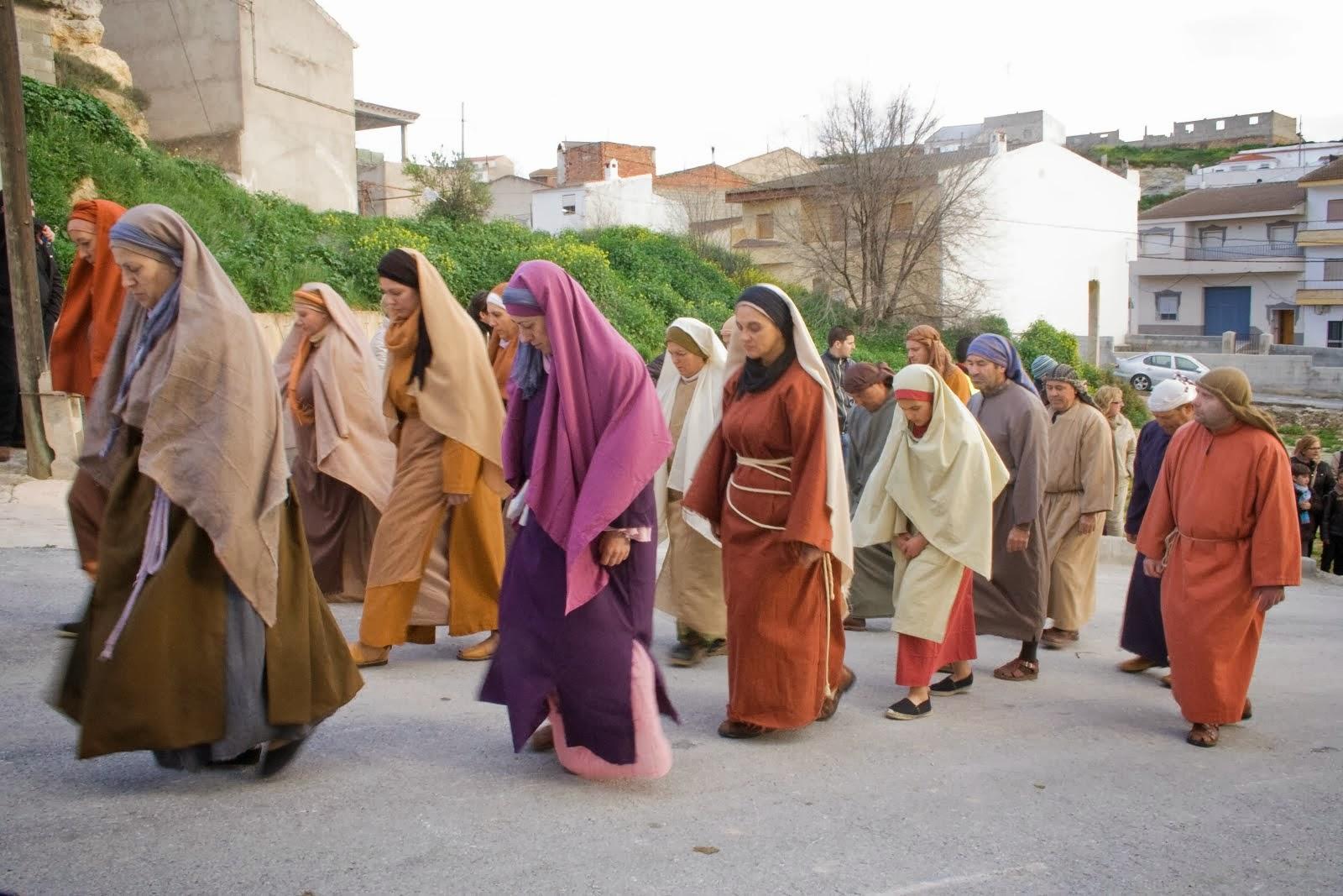 SANTA MUJERES Y AMIGOS DE JESÚS