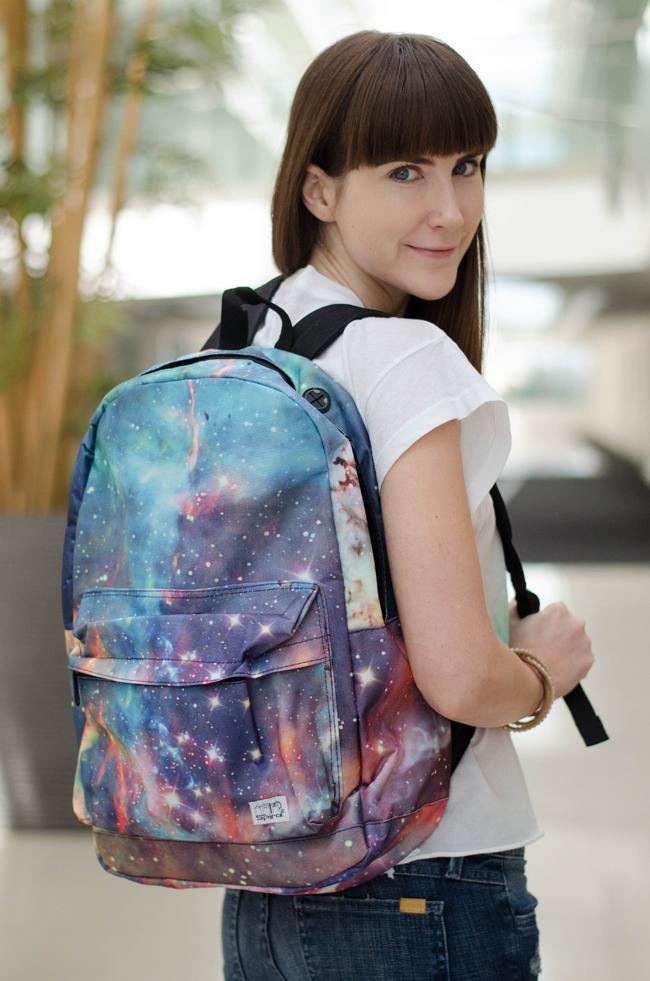 Spiral Neptune Backpack
